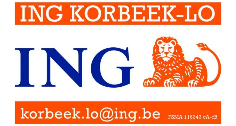Sponsor ING Korbeek-Lo